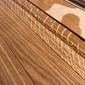 Buy quartersawn rift white oak flooring at Hearne Hardwoods Inc.